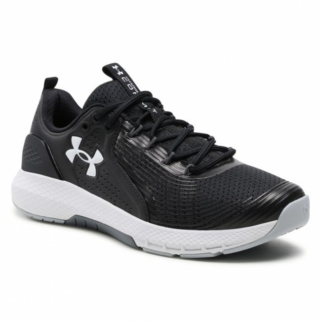 Topánky UNDER ARMOUR - Ua Charged Commit Tr 3 3023703-001 Blk