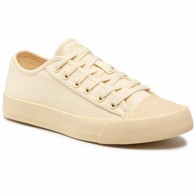 Tramky S.OLIVER - 5-23627-26 Pale Yellow 605