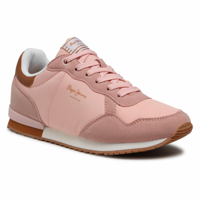 Sneakersy PEPE JEANS - Archie Block PLS31106 Pink 325
