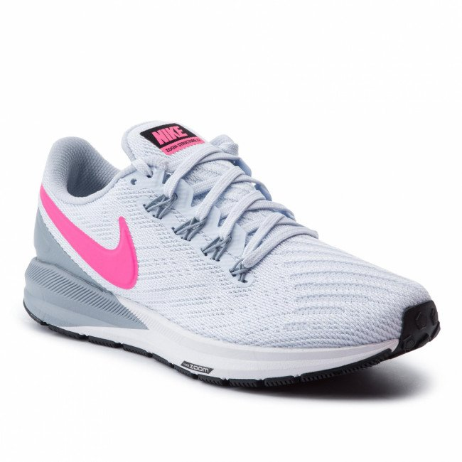Topánky NIKE - Air Zoom Structure 22 AA1640 402 Half Blue/Hyper Pink