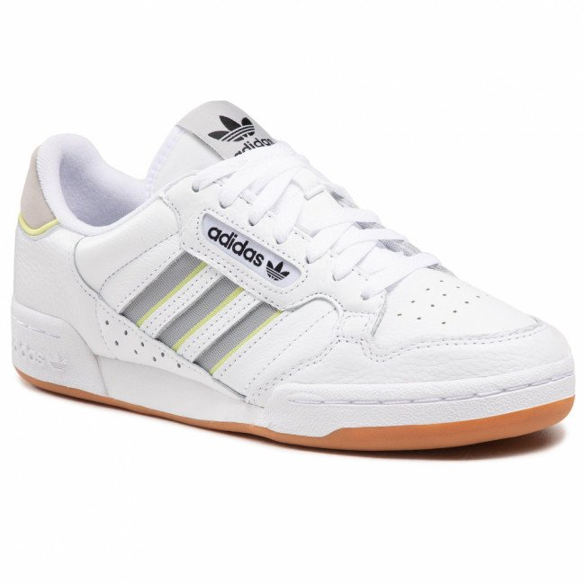 Topánky adidas - Continental 80 Stripes FX5098 Ftwwht/Gretwo/Sefrye