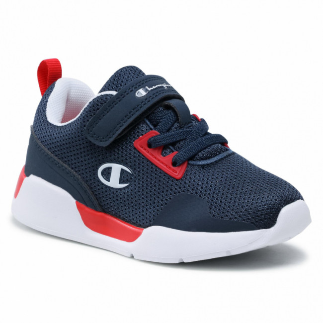 Sneakersy CHAMPION - Low Cut Shoe Rambo B Ps S31785-S21-BS501 Nny