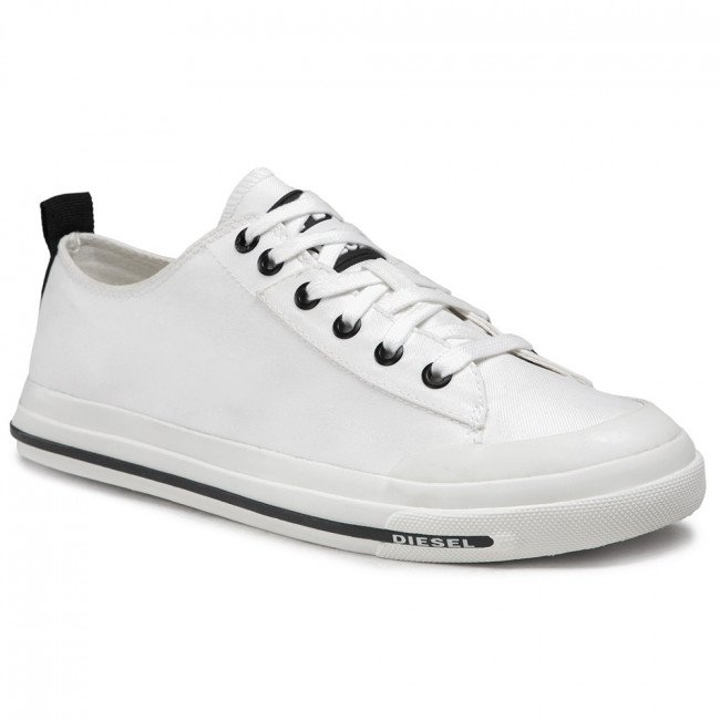 Tramky DIESEL - S-Astico Low Cut Y02367 P1992 T1015 Star White