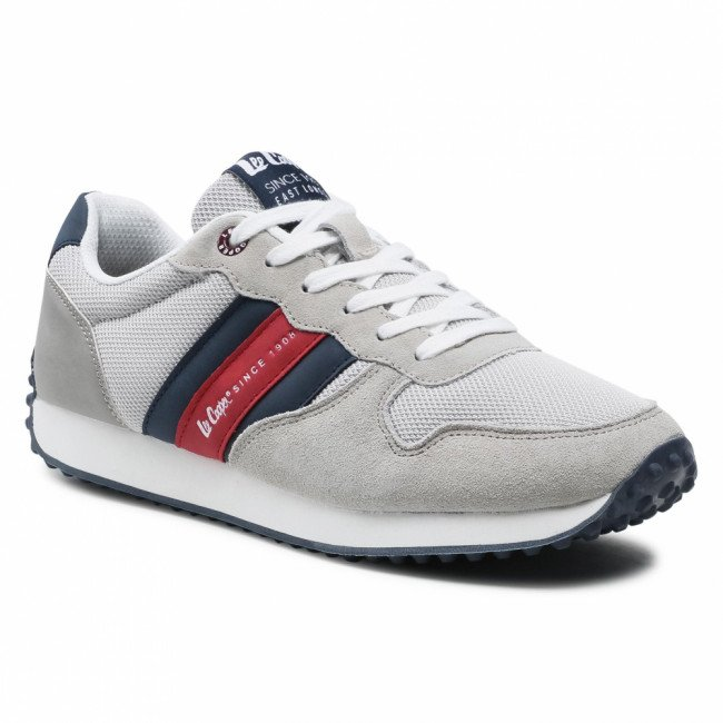 Sneakersy LEE COOPER - LCW-21-29-0166M Grey