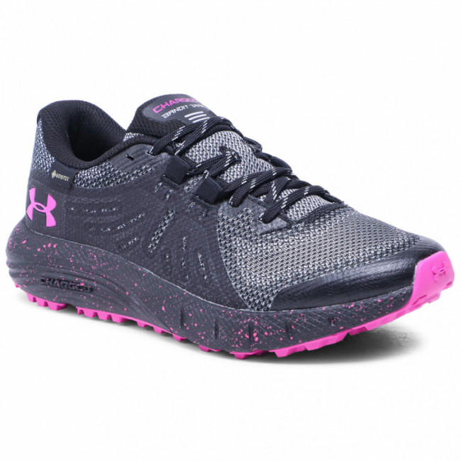 Topánky UNDER ARMOUR - Ua W Charged Bandit Trail Gtx GORE-TEX 3022786-001 Blk