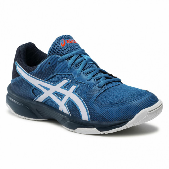 Topánky ASICS - Gel-Tactic Gs 1074A014 Reborn Blue/White 402