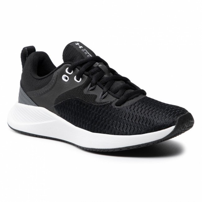 Topánky UNDER ARMOUR - Ua W Charged Breathe Tr 3 3023705-001 Blk