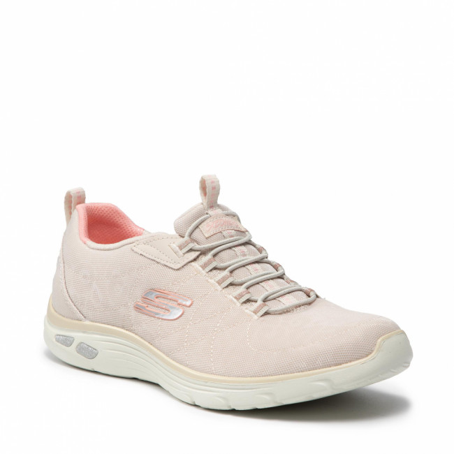 Sneakersy SKECHERS - Spotted 12825/NAT Natural