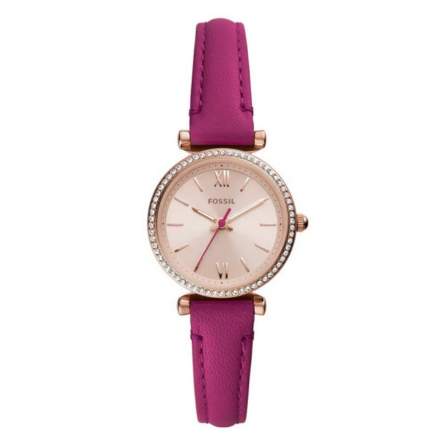 Hodinky FOSSIL - Carlie Mini ES5006 Pink/Gold
