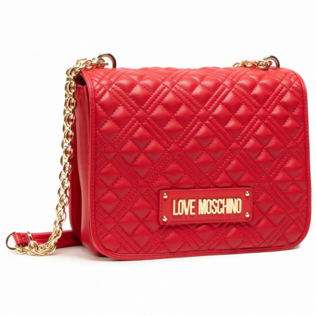 Kabelka LOVE MOSCHINO - JC4200PP0CKA0500  Rosso