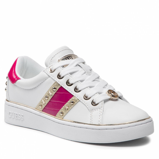 Sneakersy GUESS - Bevlee FL7BVL ELE12 WHIFU