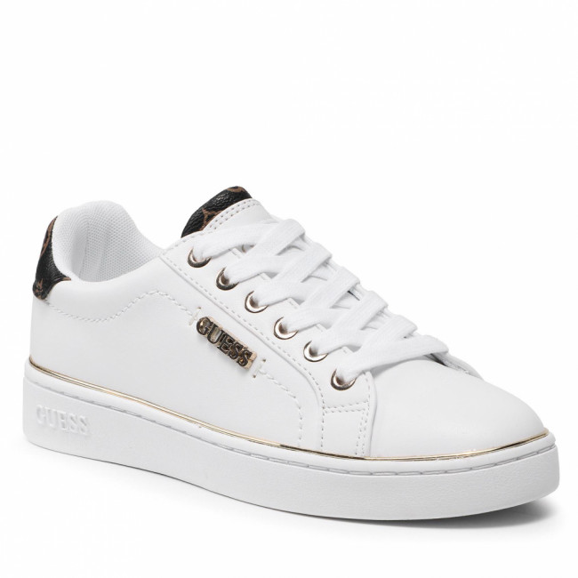 Sneakersy GUESS - Beckie FL7BKI ELE12 WHIBR
