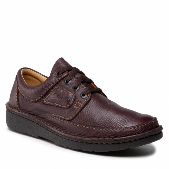 Poltopánky CLARKS - Nature II 261420387 Brown