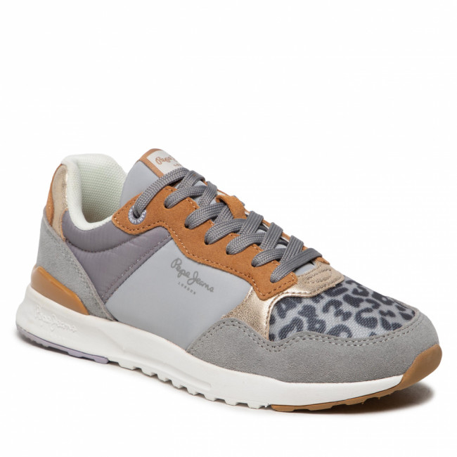 Sneakersy PEPE JEANS - Verona Pro Touch PLS31271 Shallow 930