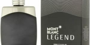 Mont Blanc Legend voda po holení 100 ml