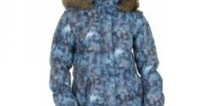 Roxy Quinn BTN1 Beach Garden Snow Peacoat bunda