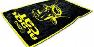 Black Cat Unhooking Mat 2x3m