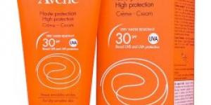 Avéne Haute Protection SPF30 krém 50 ml