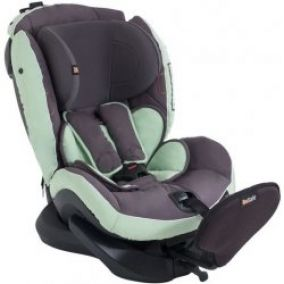BeSafe iZi Plus 2015 Lagoon Green-Grey