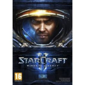 StarCraft 2 Terrans: Wings of Liberty