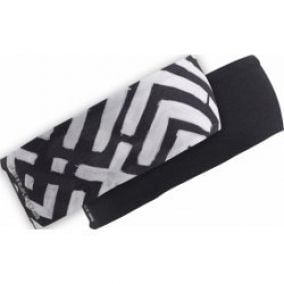 Burton KYLE HEADBAND TRUE BLACK/GEO