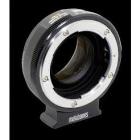 Metabones Speed Booster ULTRA Nikon G na Fuji X