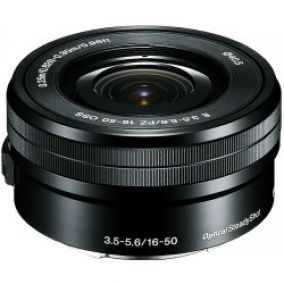 Sony SEL-P 16-50mm f/3,5-5,6