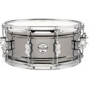 """PDP 14""""x6,5"""" Concept Black Nickel snare"""