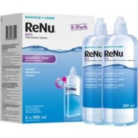 ReNu MPS Sensitive Eyes 2 x 360 ml