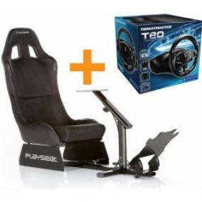 PLAYSEATS Evolution Alcantara Gaming Chair