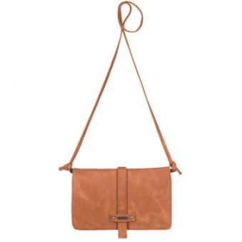 Roxy Crossbody kabelka Globe Trotter Redwood