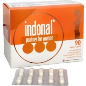 Indonal Partner For Woman 120 kapsúl