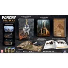 Far Cry Primal (Collector's Edition)