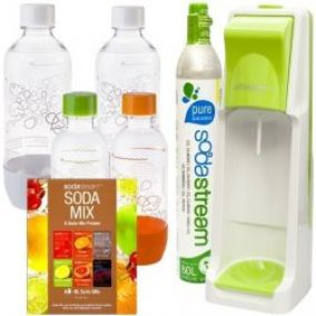 SodaStream COOL Green FamilyPack