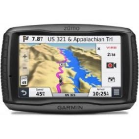 Garmin Zümo 590 Lifetime