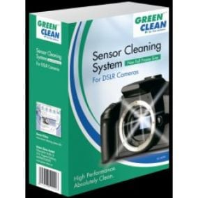 Green Clean Sensor Cleaning Kit non full size