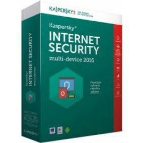 Kaspersky Internet Security 2014 4 lic. 12 měs.