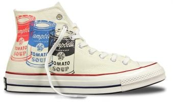 Converse Chuck Taylor All Star ´70 Andy Warhol W