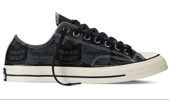 Converse Chuck Taylor All Star Andy Warhol 70´ W