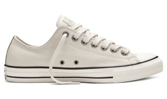 Converse Chuck Taylor All Star Motorcycle Leather