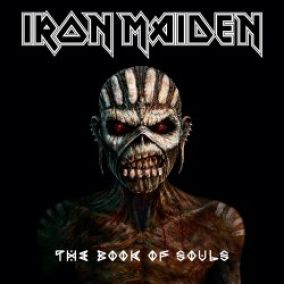 IRON MAIDEN: BOOK OF SOULS CD