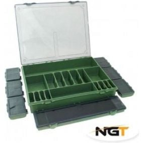 NGT Tackle Box System 7+1