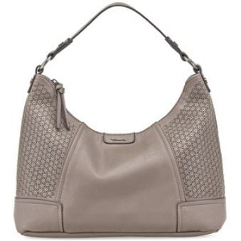 Tamaris Elegantná kabelka Shelly Hobo Bag Taupe