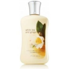 Bath & Body Works telové mlieko White Tea & Ginger