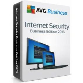 AVG Internet Security Business Edition 2016 3 lic.