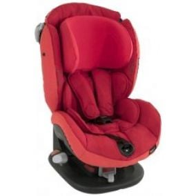 BeSafe iZi Comfort X3 2015 Ruby Red