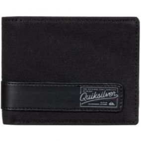 Quiksilver Supplied black peňaženka