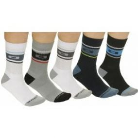 ponožky Oakley Performance Basic Crew Sock 5 Pack