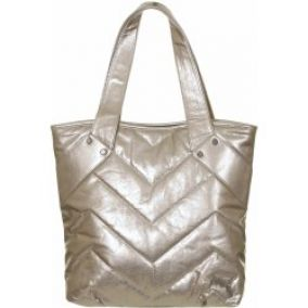 taška Puma Hazard Shopper Silver Metallic