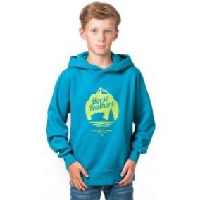 Horsefeathers Chalet Kids Heather blue